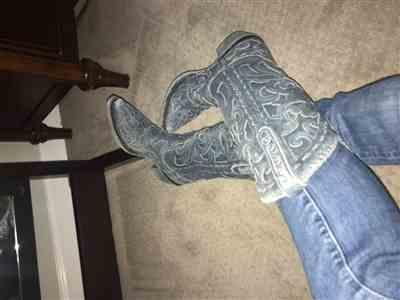 Kelly McGraw verified customer review of Robin Boot