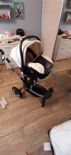 Emily Robinson verified customer review of Belecoo Brand Luxury Baby Stroller 3 in 1 Travel System With Infant Seat
