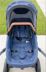 Lily verified customer review of 2 Way Modern Style Baby Stroller Infant And Toddler Stroller