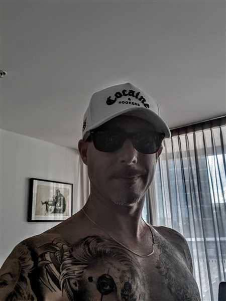 Christopher Jew verified customer review of Golf Gods - Cocaine & Hookers White SnapBack