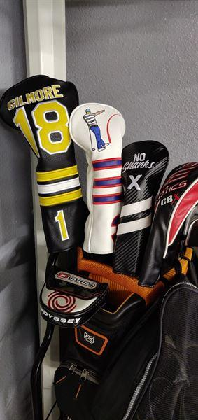 Tony Smith verified customer review of Golf Gods - Any Head Cover Combo