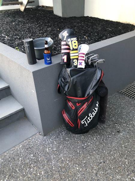Leigh Noonan verified customer review of Golf Gods - Any Head Cover Combo