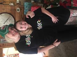 Tamra J. verified customer review of Season 16 Holiday Lights T-shirt