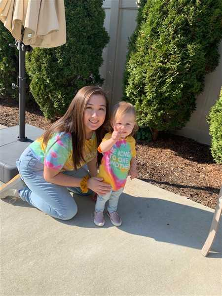 The Ellen DeGeneres Show Shop Be Kind Tie Dye Toddler Tee Review