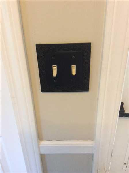 Mandy Upshaw verified customer review of English Garden Aged Bronze Double Toggle