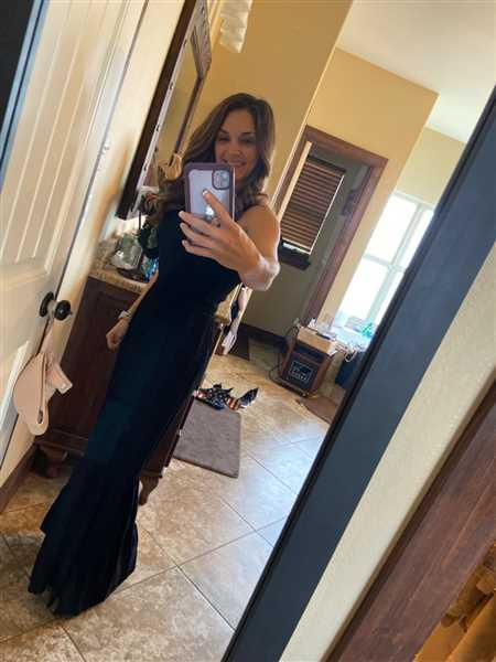 Melissa LaRue verified customer review of Stand Your Ground Jumpsuit - Black