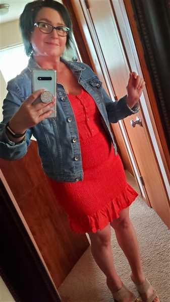 Closet Candy Boutique Take My Word For It Dress - Coral Red Review