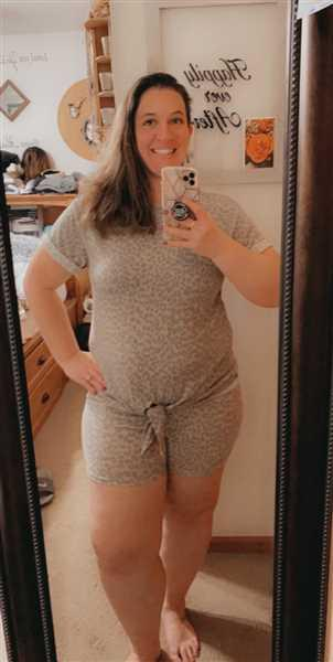 Closet Candy Boutique Wild Dreams Leopard Loungewear - Taupe & Grey Review