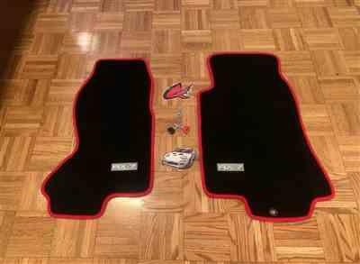 Tim Lara verified customer review of Mazda RX-7 [FD3S] LHD Floor Mats - OEM Style