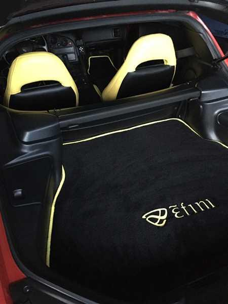 Garage Alpha Mazda RX-7 [FD3S] Floor Mats - Cargo Mat Review