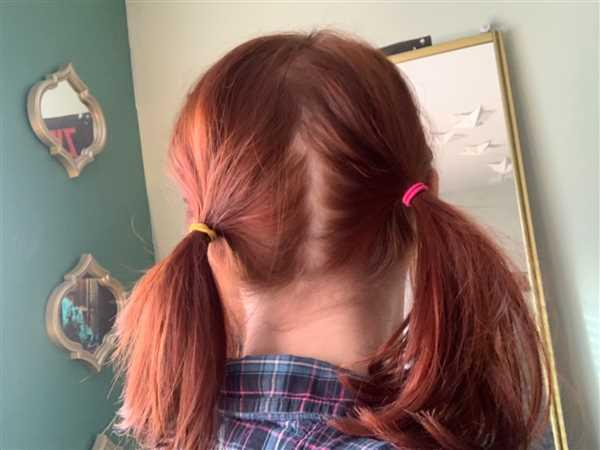 Jordan Maish verified customer review of Orange Red Henna Hair Dye