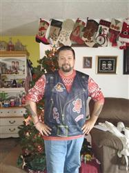 Phillip P. verified customer review of Sons Of Santa Sweatshirt
