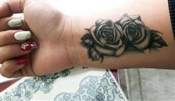 Inkotattoo Black Roses Review