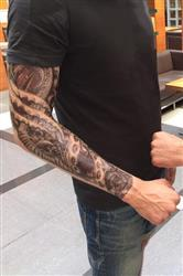 Loïc H. verified customer review of Mechanical Alien Sleeve