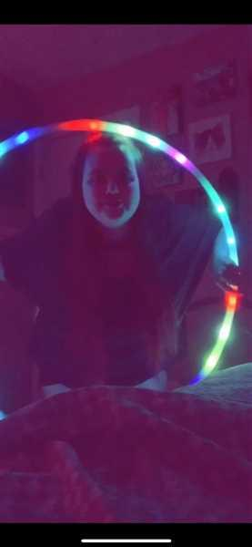 The Spinsterz Great Starter LED Hula Hoop | 28 LED's Review