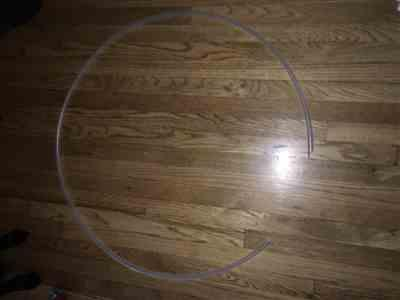 Kelsey Neylon verified customer review of Natural Polypro Hula Hoop