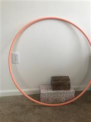 Maddisen B. verified customer review of Princess Peach Polypro Hoop