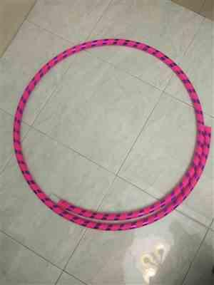 Nurhajirah Norsan verified customer review of Mystery Beginner Hula Hoop