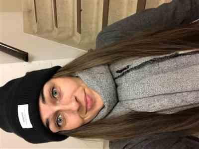 Ruby Clark verified customer review of Black Beanie