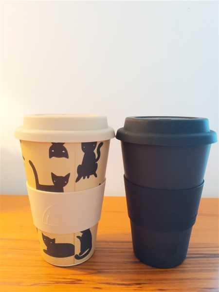 Mimi & August Black Matte Cafe Yo - Bamboo Reusable Cup Review
