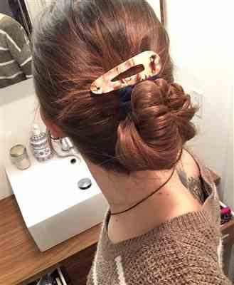 Cynthia Beaudry verified customer review of Barranca Hair Clip