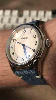 Jesse verified customer review of Empire White Handwound Dress Watch