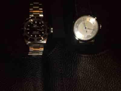 Daniel Coleman verified customer review of Empire Silver Automatic Dress Watch