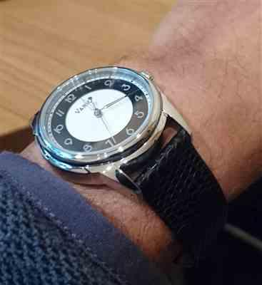 Ralph T. verified customer review of Empire Silver Automatic Dress Watch