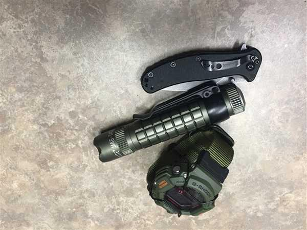 Petko Andreev verified customer review of Ballistic Nylon Olive Green Zulu Watch Strap with G-Shock Nato Adapter and Spring Bar Tool