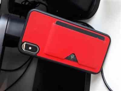 iiCase Smart designed protective back card slot iPhone case Review