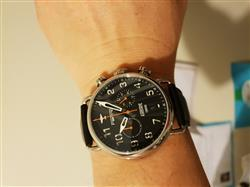 Ferro & Company Watches Airborne  Black Dial Review