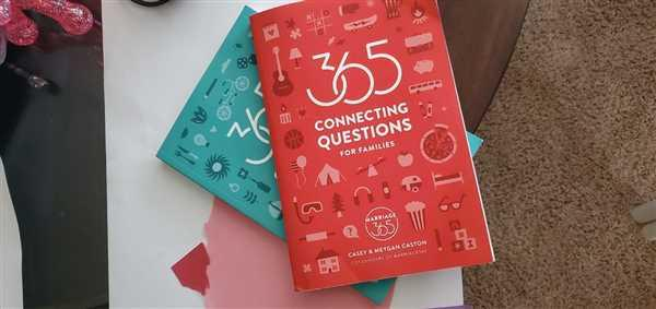 Marriage365 365 Connecting Questions for Families Review