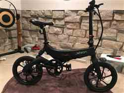 Jon verified customer review of Metro Folding Electric Bike