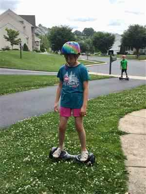 ROBERT G. verified customer review of Nitro Hoverboard