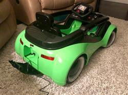 RGBTravelGirl verified customer review of Moby Electric Racer