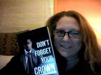 Roxann Jennings verified customer review of Don't Forget Your Crown- Signed Copy(407 in stock)