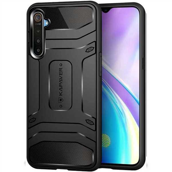 allmytech.pk Realme 5 Pro Rugged Case by KAPAVER Review