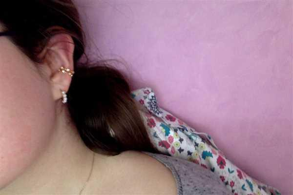 Héloïse Collet verified customer review of Ear Cuff Amelia