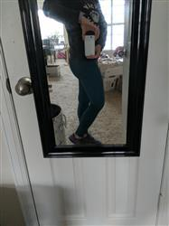 Courtney H. verified customer review of Skin Leggings - #1 FNF Leggings