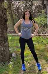 Nina M. verified customer review of Original Fresh Tank - FNF SPORT Tank
