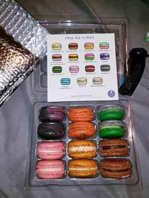 Dean Roan verified customer review of Macaron Lovers Box - Surprise me pack