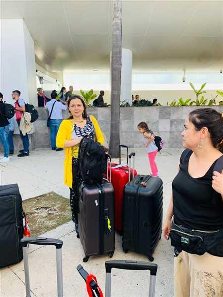 Karin E. verified customer review of Traslado privado desde el aeropuerto a Riviera Maya (ida y vuelta)