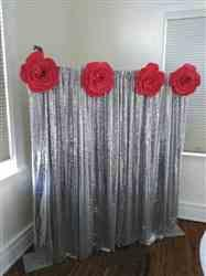 Robin C. verified customer review of 4 Pack 12 Large Red Real Touch Artificial Foam Craft Roses