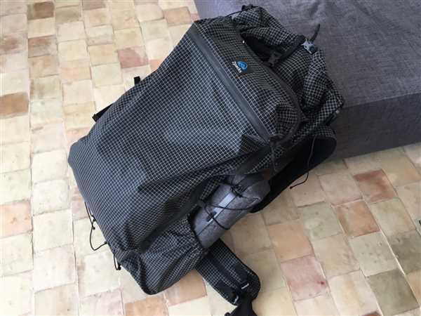 Zpacks Arc Haul Zip 64L Backpack Review