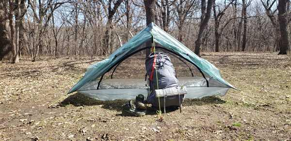 Brian Gravley verified customer review of Duplex Tent