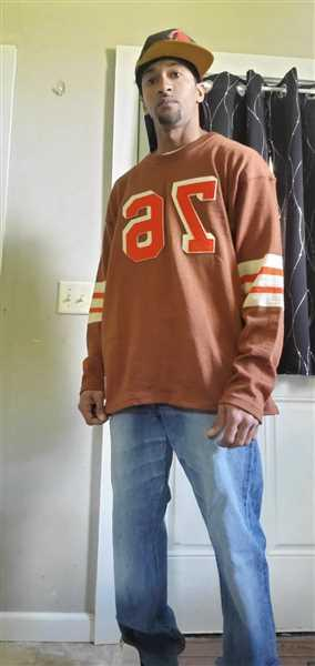 Ebbets Field Flannels Cleveland Browns 1946 Authentic Football Jersey Review