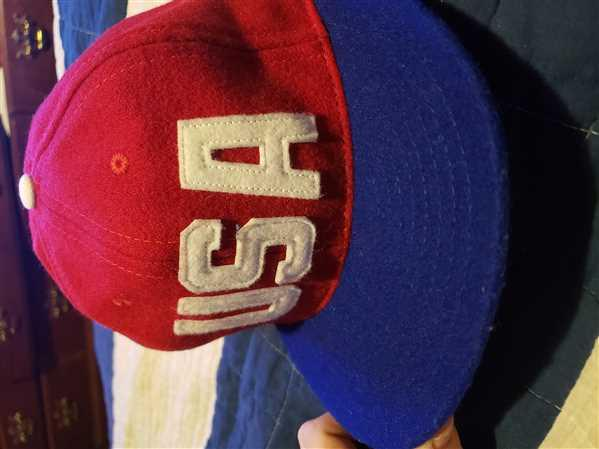 Rylan Pettus verified customer review of USA National Team 1956 Vintage Ballcap