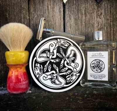 Matt Darrington verified customer review of Cat Sidhe Shaving Soap