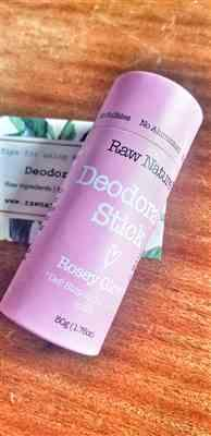 Jenna R. verified customer review of Deodorant Stick - Rosey Glow