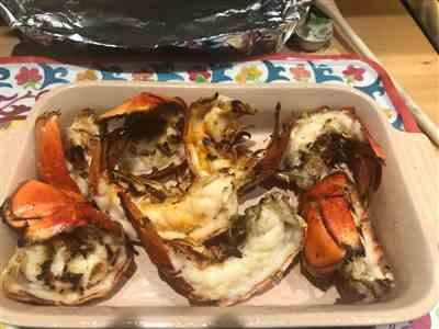 Rick A. verified customer review of Maine Lobster Tails (up to 5-6 oz)